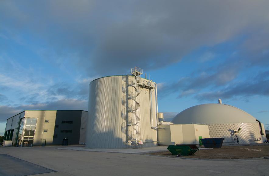 Emerald Biogas - Newcomer Award